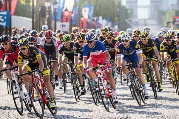 Guide Presse Tour de France